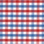 Red and Blue Fabric