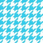Large Houndstooth Fabric: 100% Cotton | Large Houndstooth Fabric