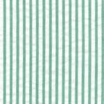 Green Seersucker Fabric: Striped | Green Seersucker Fabric