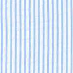 Blue Striped Seersucker Fabric - #7 | Blue Seersucker Fabric