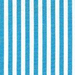 Turquoise stripe fabric