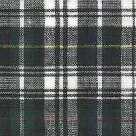 Madras Plaid Fabric - Green, Blue, and Black | Madras Fabric Wholesale