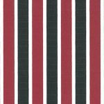 Red and Black Stripe Fabric