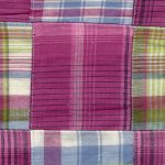 Cotton Patchwork Fabric: Pink & Purple | Patchwork Fabrics