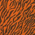 Tiger Print Fabric | Tiger Skin Fabric