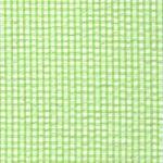 Green Seersucker Fabric: Bright Lime Check | Seersucker Fabric