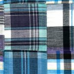 Blue Patchwork Fabric - #61 | Patchwork Fabrics