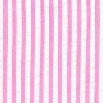 Pink Seersucker Fabric - Wholesale Cotton Fabric - WS-S17