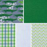 Alligator Print Fabric | Coordinating Fabrics