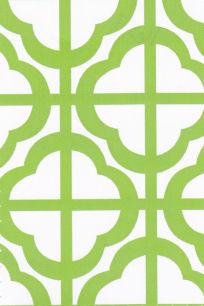 Green Geometric Fabric | Geometric Fabric - Print #1657