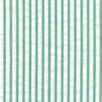Green Seersucker Fabric: Striped | Green Seersucker Fabric