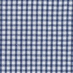 Navy Seersucker Fabric | Seersucker Check Fabric - Navy