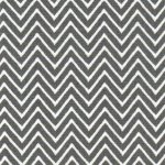 Grey Chevron Fabric | Wholesale Chevron Fabric - Print #1360-1
