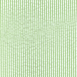 Striped Seersucker Fabric: Green | Green Seersucker Fabric