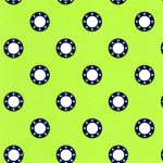 Lime Green and Blue Fabric: Print #1766 | Wholesale Cotton Fabric