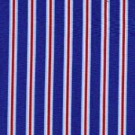 Red White and Blue Stripe Fabric | Stripe Fabric - Print #1788