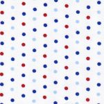 Polka Dot Print Fabric