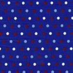 Multi Color Polka Dot Fabric | Wholesale Polka Dot Fabric - Print #1791