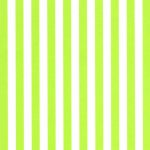 "Lime Stripe Fabric: 1/4"" Width 