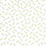 Pink and Green Floral Fabric | Wholesale Floral Fabric - Print #1804