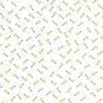 Purple Floral Fabric - 100% Cotton | Floral Fabric Wholesale