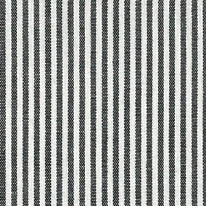 Black Stripe Fabric - 1/16"