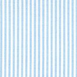"Blue Stripe Fabric. 1/16"" Stripe 