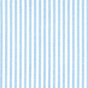 "Blue Stripe Fabric. 1/16"" Stripe | Blue and White Striped Fabric"