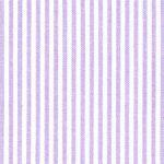 "Lilac Stripe Fabric - 1/16"" Stripe | Purple and White Fabric"