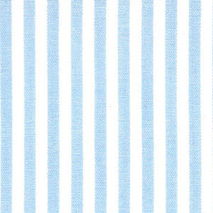 "Blue Stripe Fabric - 1/8"" Stripe 
