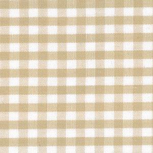 "Khaki Gingham Fabric: 1/8"" Check   Wholesale Gingham Fabric"