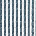 "Navy Stripe Fabric - 1/8"" Stripe 