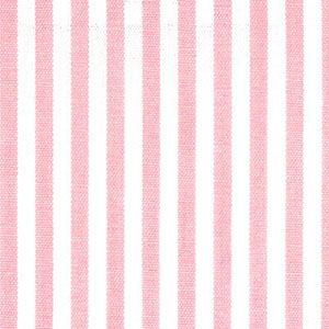 "Pink Stripe Fabric: 1/8"" Stripe 