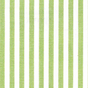 """Sprout Green Stripe Fabric. 1/8"""" 