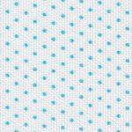 Turquoise Polka Dot Fabric | Wholesale Polka Dot Fabric