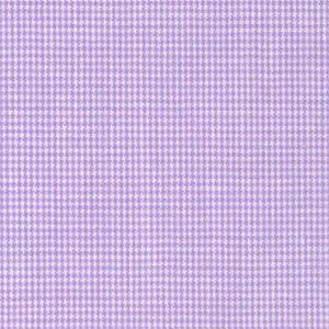 Micro Check Fabric: Lilac | Lilac Gingham