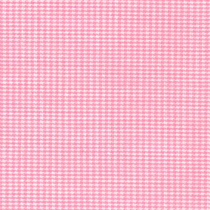 Micro Check Fabric - Light Pink | Gingham Fabric Wholesale