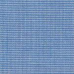 Micro Check Fabric: Royal | Small Checkered Fabric