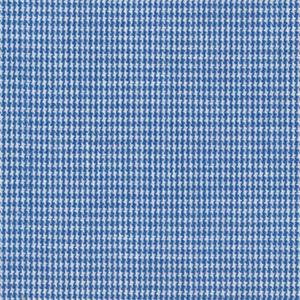Micro Check Fabric: Royal | Small Checkered Fabric