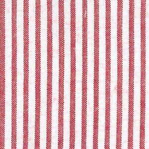 Striped Seersucker Fabric Red 100 Cotton Seersucker Fabric