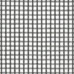 Windowpane Check Fabric - Brown | Wholesale GinghamFabric