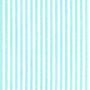 "Seafoam Green Stripe Fabric - 1/16"" | Stripe Fabric Wholesale"