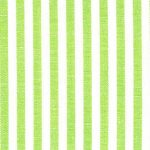 "Bright Lime Stripe Fabric: 1/8"" Width 