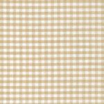 Khaki Gingham Fabric - 1/16 Check | Wholesale Gingham Fabric