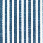 Nautical Blue Stripe Fabric - 1/8"