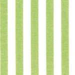 Sprout Green Stripe Fabric - 1/4"