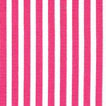 "Raspberry Stripe Fabric - 1/8"" Width 