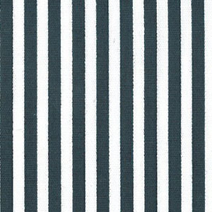 "Navy Stripe Fabric: 1/8"" Stripe Width 