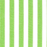 "Lime Green Stripe Fabric - Bright Lime - 1/4"" Width 