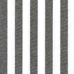 Brown Stripe Fabric - Chocolate - 1/4"